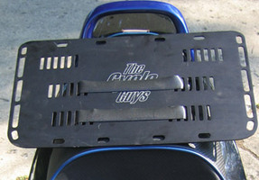 Fastrack Accessory Luggage Rack Review