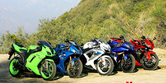 2008 Supersport Shootout: CBR600RR vs Daytona 675 vs ZX-6R vs R6 vs GSX-R600