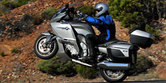 2012 BMW K1600GTL Review