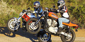Ducati Monster 1100 vs Harley-Davidson XR1200 Review