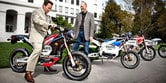 Electric Motorcycles Primer