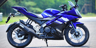 2012 Yamaha YZF-R15 Review