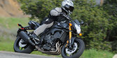 2011 Yamaha FZ8 Review - First Ride