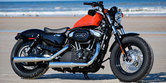 2010 Harley-Davidson Sportster Forty-Eight Review