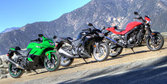 2011 250cc Beginner Bike Shootout