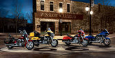 2012 Harley-Davidson CVO Models Review