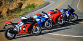 2012 Japanese Superbike Shootout - Video