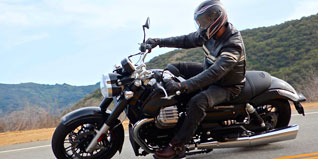 2013 Moto Guzzi California Review: Emissary of the new Guzzi - Video