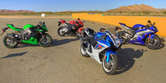 2011 Supersport Shootout - Track [Video]