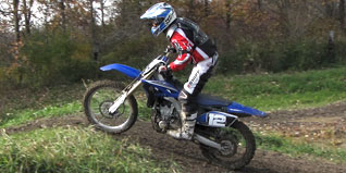 2010 Yamaha YZ250F Review