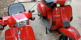 2008 Vespa S 150 Review