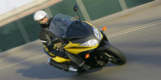 2009 Yamaha T-Max 500 Review