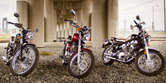 2012 250cc Cruiser Shootout - Video