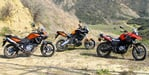 2012 650 Adventure-Tourer Shootout - Video