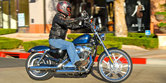2012 Harley-Davidson Seventy-Two Review