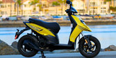 2012 Piaggio Typhoon 125 Review