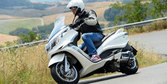 2012 Piaggio X10 500 Executive Review