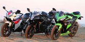 2013 Beginner Sportbike Shootout - Video