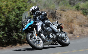 2013 BMW R1200GS Review - Second Ride