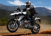 2013 BMW R1200GS Review