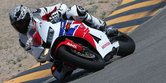 2013 Honda CBR600RR Review - Track Impression