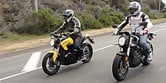 2013 Brammo Empulse R vs Zero S ZF11.4 - Video