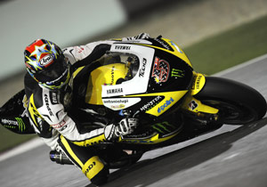 Colin Edwards continues to outshine his teammate James Toseland.