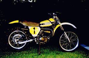 "The ""Works"" YZ-360 seen here, was one of twelve or so built with the original Japanese frame and is one of only two known to exist today."