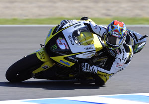 Colin Edwards reached the podium last year in Le Mans. Can he do it again?