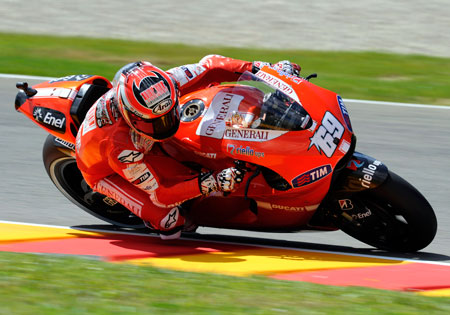 Nicky Hayden will try to break his string of fourth-place finishes with a podium in Mugello.