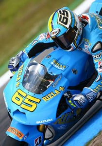 Loris Capriossi will race Suzuki's new engine at Assen.
