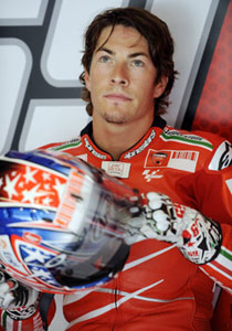 Nicky Hayden made some progress at Catalunya but can he continue it at Assen?
