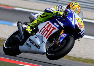 The last thing the rest of the MotoGP field wants is Valentino Rossi on a hot streak.