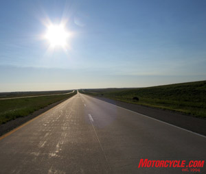 For hordes of American V-Twin fans, all roads lead to Sturgis this time of year.