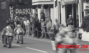 The Isle of Man TT races are one of the world's most historic motorcycle events, now having past its 101st anniversary.