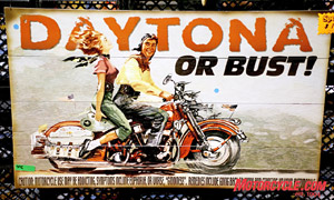 Daytona a Bust? Observers fear that lower numbers at this year's Daytona Bike Week signals a downturn in the industry.