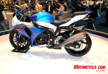 Any Gixxer fans want to disagree with Yossef�s opinion about the new Gixxer Thou?