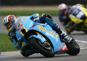 AMA Superbike champion Ben Spies had a great Indy GP, finishing sixth.