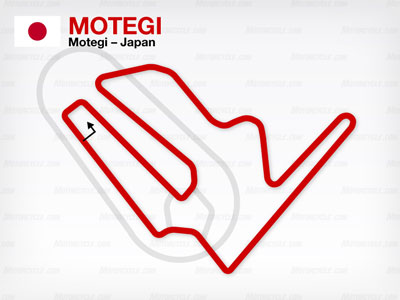 After much worrying over radiation risks, Twin Ring Motegi welcomes the MotoGP World Championship.