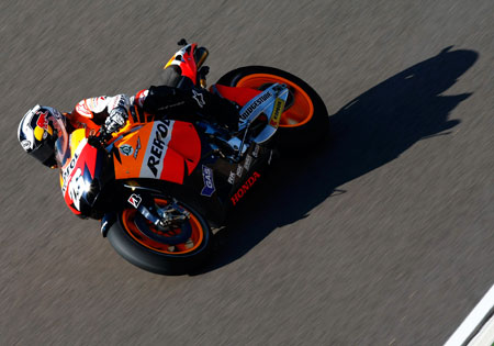 Dani Pedrosa has been hot of late, but he may be running out of time.