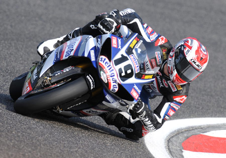 Ben Spies will be doing the Texas Two-Step with Colin Edwards for Tech 3 Yamaha next season.