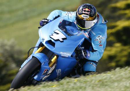 Australian Chris Vermeulen may be heading to WSBK but he'll try to put up a good effort in his last home MotoGP race.