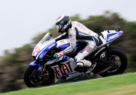 Jorge Lorenzo can set a new single-season points record at Valencia. Lorenzo currently has 358 points, while Valentino Rossi holds the record with 373 points scored in 2008.