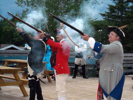 The Battle of Restigouche festivities will bring you back in time 250 years.