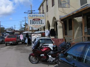 Oatman Hotel, Saloon and Restaurant