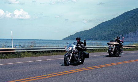 A ride along the St. Lawrence River is among the most beautiful you�ll ever experience.