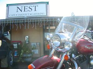 As it turned out, a local deli/café called Nest made for a good starting point.