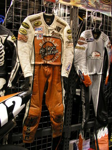 "Vanson has been making leathers since the days of Ben-Hur. I wonder who this ""Jay"" guy was?"