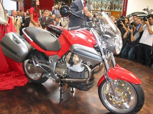 The Guzzi Breva 1100