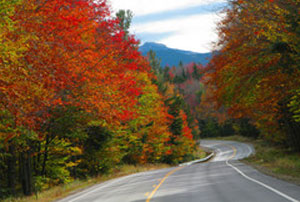 The Kancamagus Highway (New Hampshire State Road 112)